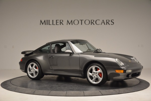 Used 1996 Porsche 911 Turbo for sale Sold at Alfa Romeo of Greenwich in Greenwich CT 06830 10