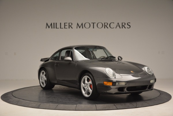 Used 1996 Porsche 911 Turbo for sale Sold at Alfa Romeo of Greenwich in Greenwich CT 06830 11