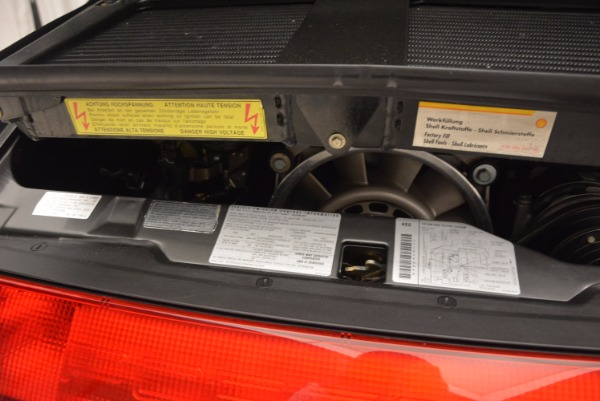Used 1996 Porsche 911 Turbo for sale Sold at Alfa Romeo of Greenwich in Greenwich CT 06830 14