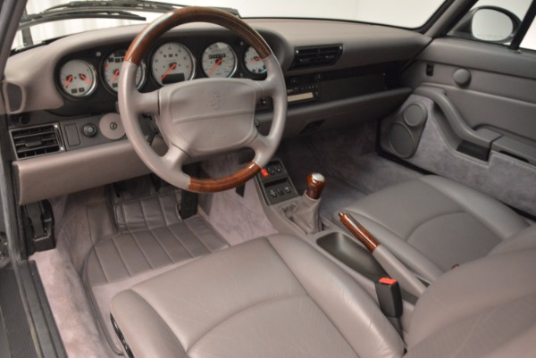 Used 1996 Porsche 911 Turbo for sale Sold at Alfa Romeo of Greenwich in Greenwich CT 06830 17