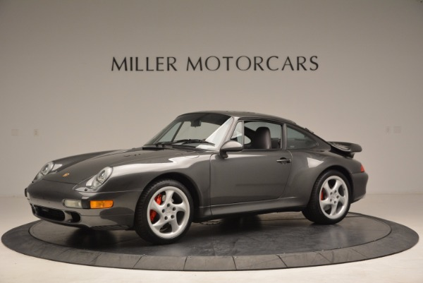 Used 1996 Porsche 911 Turbo for sale Sold at Alfa Romeo of Greenwich in Greenwich CT 06830 2