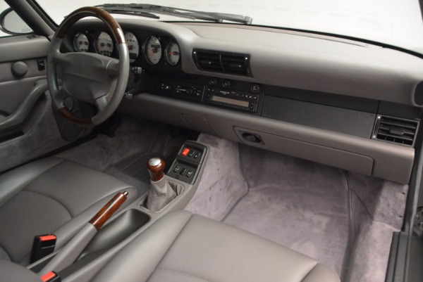 Used 1996 Porsche 911 Turbo for sale Sold at Alfa Romeo of Greenwich in Greenwich CT 06830 22