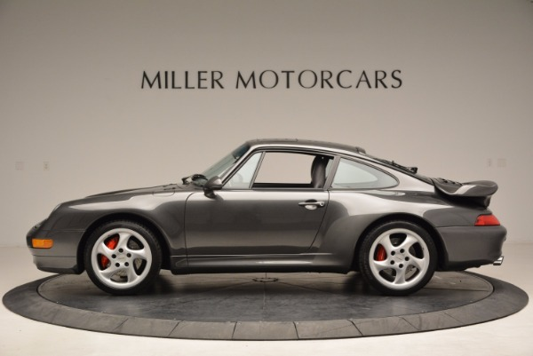 Used 1996 Porsche 911 Turbo for sale Sold at Alfa Romeo of Greenwich in Greenwich CT 06830 3