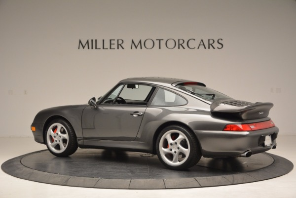 Used 1996 Porsche 911 Turbo for sale Sold at Alfa Romeo of Greenwich in Greenwich CT 06830 4