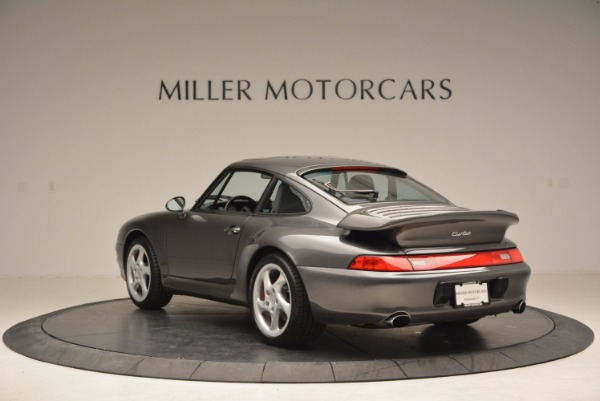 Used 1996 Porsche 911 Turbo for sale Sold at Alfa Romeo of Greenwich in Greenwich CT 06830 5
