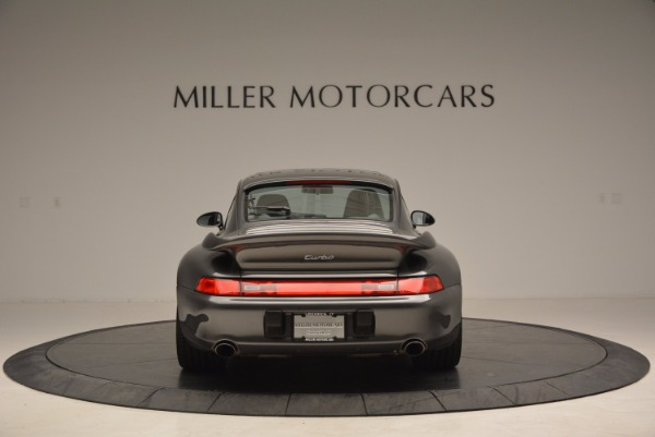 Used 1996 Porsche 911 Turbo for sale Sold at Alfa Romeo of Greenwich in Greenwich CT 06830 6