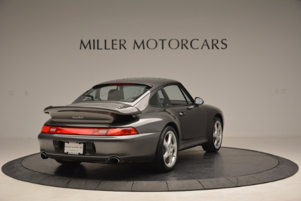 Used 1996 Porsche 911 Turbo for sale Sold at Alfa Romeo of Greenwich in Greenwich CT 06830 7