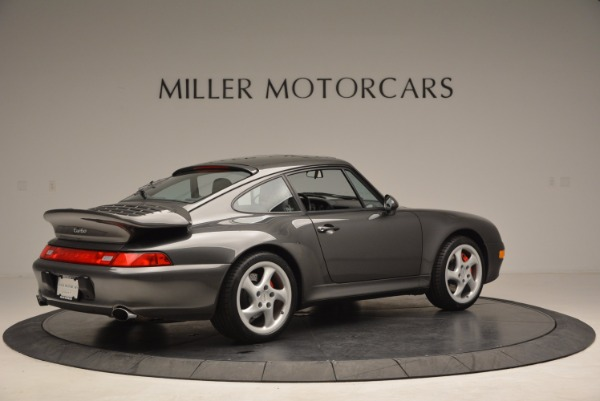 Used 1996 Porsche 911 Turbo for sale Sold at Alfa Romeo of Greenwich in Greenwich CT 06830 8