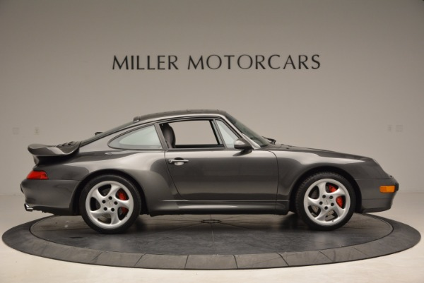 Used 1996 Porsche 911 Turbo for sale Sold at Alfa Romeo of Greenwich in Greenwich CT 06830 9