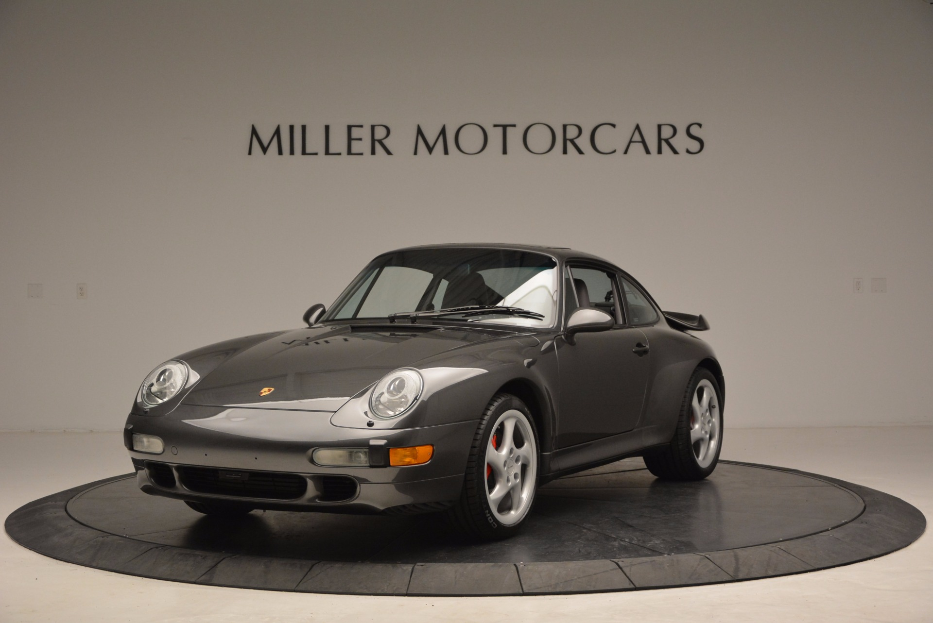 Used 1996 Porsche 911 Turbo for sale Sold at Alfa Romeo of Greenwich in Greenwich CT 06830 1