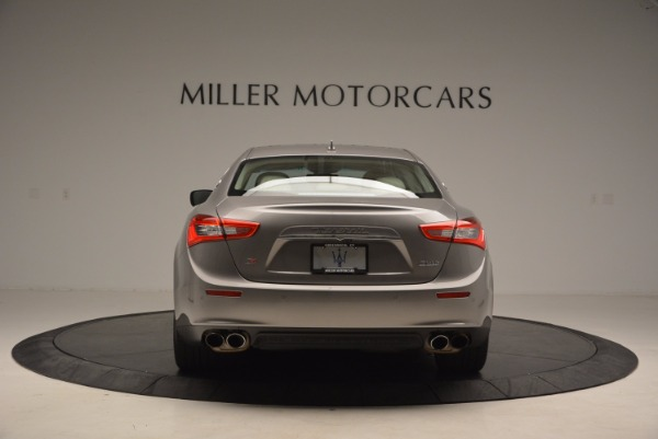 Used 2015 Maserati Ghibli S Q4 for sale Sold at Alfa Romeo of Greenwich in Greenwich CT 06830 6
