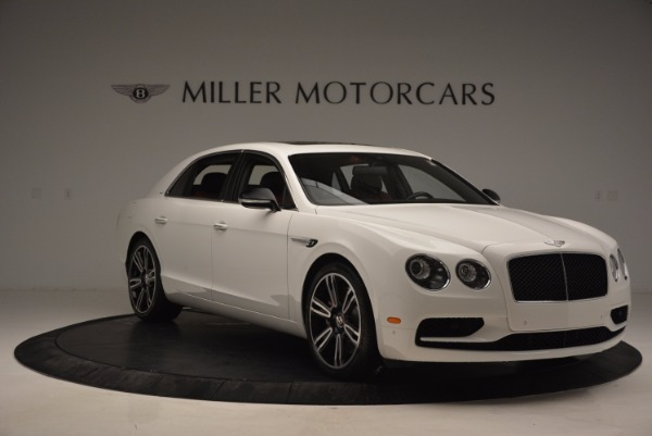 New 2017 Bentley Flying Spur V8 S for sale Sold at Alfa Romeo of Greenwich in Greenwich CT 06830 11