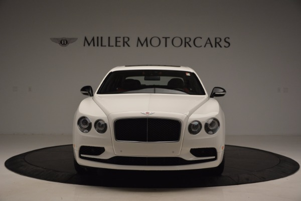 New 2017 Bentley Flying Spur V8 S for sale Sold at Alfa Romeo of Greenwich in Greenwich CT 06830 12