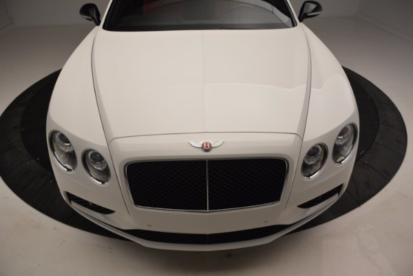 New 2017 Bentley Flying Spur V8 S for sale Sold at Alfa Romeo of Greenwich in Greenwich CT 06830 13