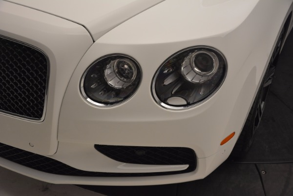 New 2017 Bentley Flying Spur V8 S for sale Sold at Alfa Romeo of Greenwich in Greenwich CT 06830 15