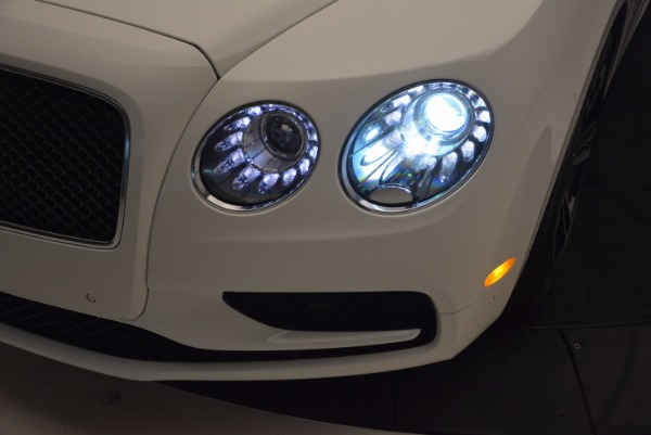 New 2017 Bentley Flying Spur V8 S for sale Sold at Alfa Romeo of Greenwich in Greenwich CT 06830 16