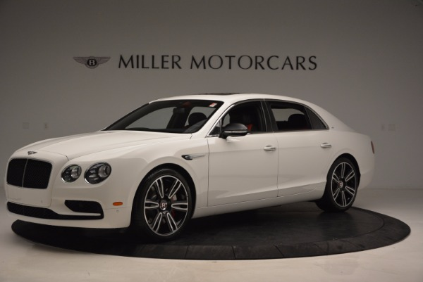 New 2017 Bentley Flying Spur V8 S for sale Sold at Alfa Romeo of Greenwich in Greenwich CT 06830 2