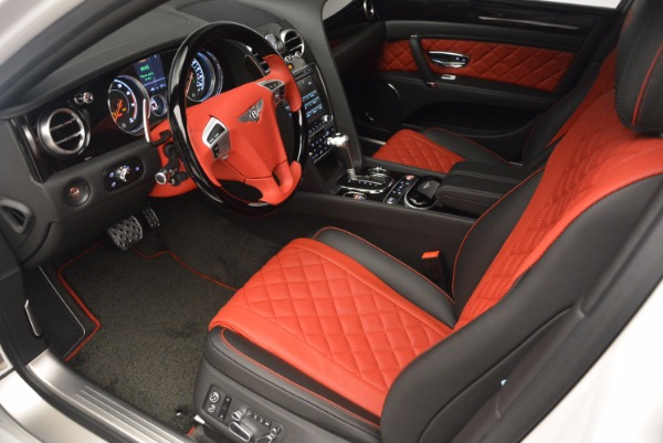 New 2017 Bentley Flying Spur V8 S for sale Sold at Alfa Romeo of Greenwich in Greenwich CT 06830 26