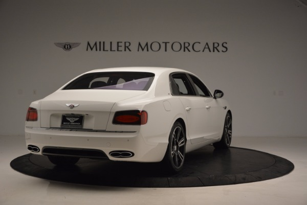 New 2017 Bentley Flying Spur V8 S for sale Sold at Alfa Romeo of Greenwich in Greenwich CT 06830 6