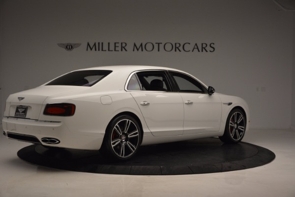New 2017 Bentley Flying Spur V8 S for sale Sold at Alfa Romeo of Greenwich in Greenwich CT 06830 7