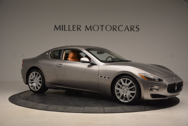 Used 2009 Maserati GranTurismo S for sale Sold at Alfa Romeo of Greenwich in Greenwich CT 06830 10
