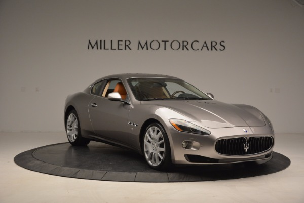 Used 2009 Maserati GranTurismo S for sale Sold at Alfa Romeo of Greenwich in Greenwich CT 06830 11