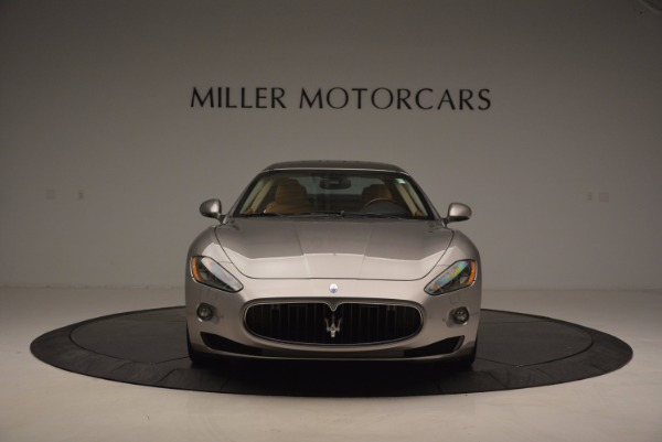 Used 2009 Maserati GranTurismo S for sale Sold at Alfa Romeo of Greenwich in Greenwich CT 06830 12