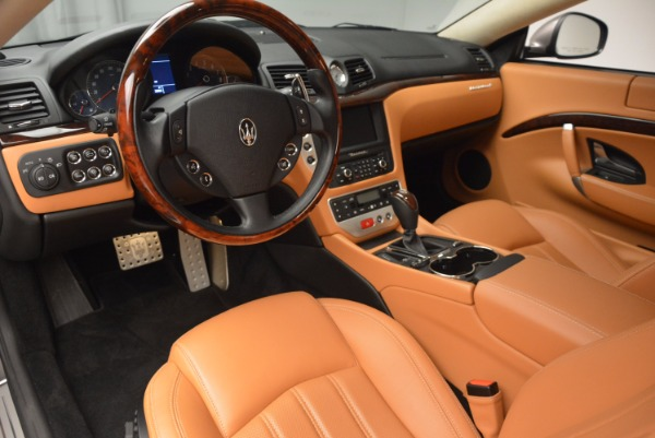 Used 2009 Maserati GranTurismo S for sale Sold at Alfa Romeo of Greenwich in Greenwich CT 06830 13