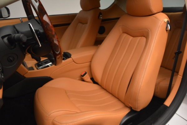 Used 2009 Maserati GranTurismo S for sale Sold at Alfa Romeo of Greenwich in Greenwich CT 06830 15