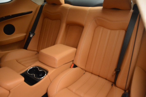 Used 2009 Maserati GranTurismo S for sale Sold at Alfa Romeo of Greenwich in Greenwich CT 06830 16
