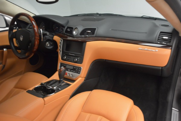 Used 2009 Maserati GranTurismo S for sale Sold at Alfa Romeo of Greenwich in Greenwich CT 06830 17
