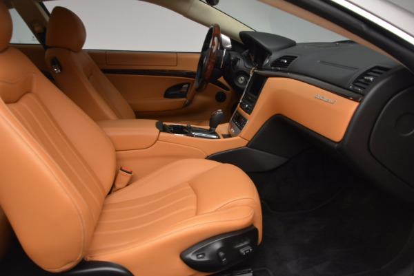 Used 2009 Maserati GranTurismo S for sale Sold at Alfa Romeo of Greenwich in Greenwich CT 06830 18