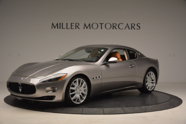 Used 2009 Maserati GranTurismo S for sale Sold at Alfa Romeo of Greenwich in Greenwich CT 06830 2