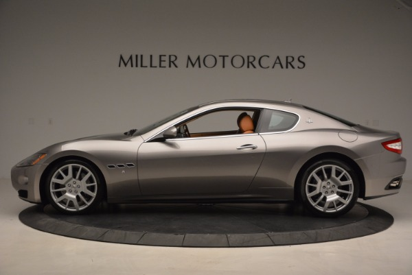 Used 2009 Maserati GranTurismo S for sale Sold at Alfa Romeo of Greenwich in Greenwich CT 06830 3