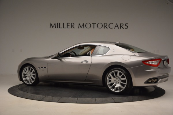 Used 2009 Maserati GranTurismo S for sale Sold at Alfa Romeo of Greenwich in Greenwich CT 06830 4