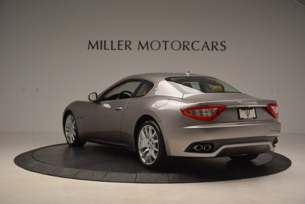 Used 2009 Maserati GranTurismo S for sale Sold at Alfa Romeo of Greenwich in Greenwich CT 06830 5