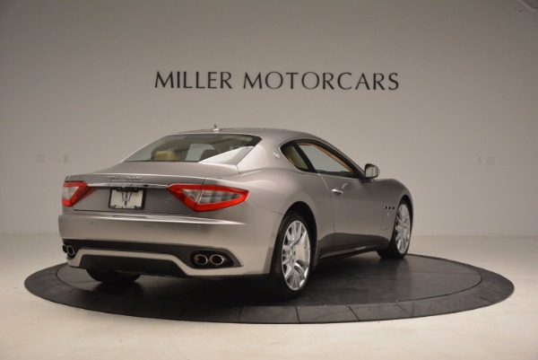 Used 2009 Maserati GranTurismo S for sale Sold at Alfa Romeo of Greenwich in Greenwich CT 06830 7