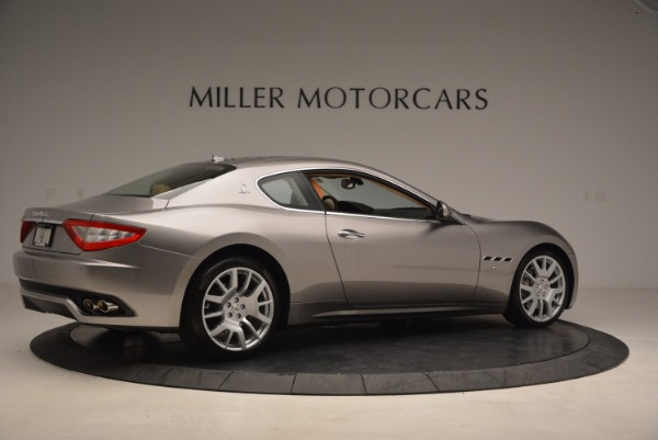Used 2009 Maserati GranTurismo S for sale Sold at Alfa Romeo of Greenwich in Greenwich CT 06830 8