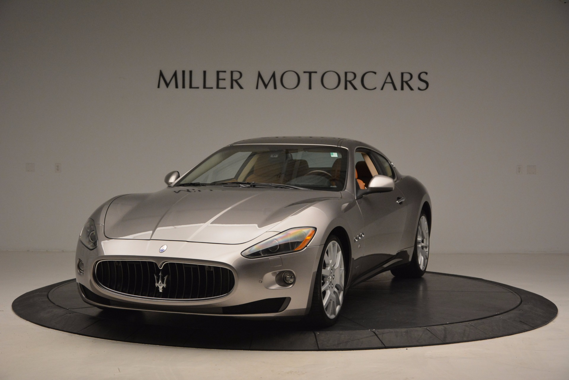 Used 2009 Maserati GranTurismo S for sale Sold at Alfa Romeo of Greenwich in Greenwich CT 06830 1