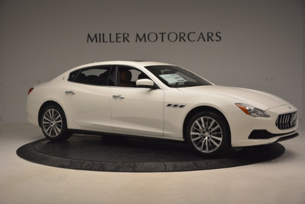 Used 2017 Maserati Quattroporte SQ4 for sale Sold at Alfa Romeo of Greenwich in Greenwich CT 06830 10
