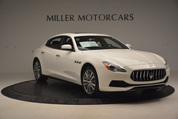 Used 2017 Maserati Quattroporte SQ4 for sale Sold at Alfa Romeo of Greenwich in Greenwich CT 06830 11