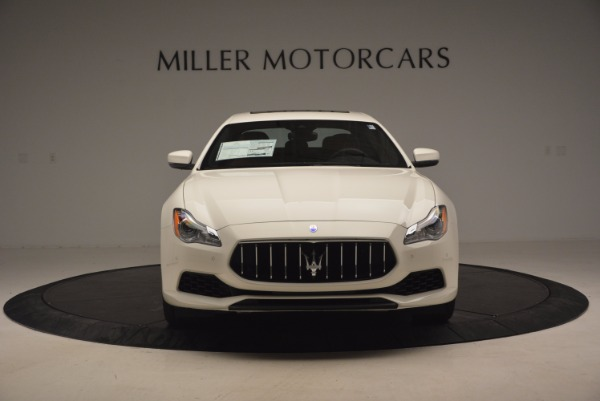 Used 2017 Maserati Quattroporte SQ4 for sale Sold at Alfa Romeo of Greenwich in Greenwich CT 06830 12