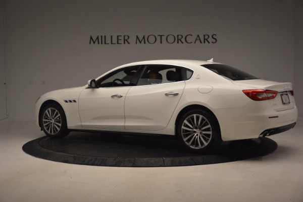 Used 2017 Maserati Quattroporte SQ4 for sale Sold at Alfa Romeo of Greenwich in Greenwich CT 06830 4