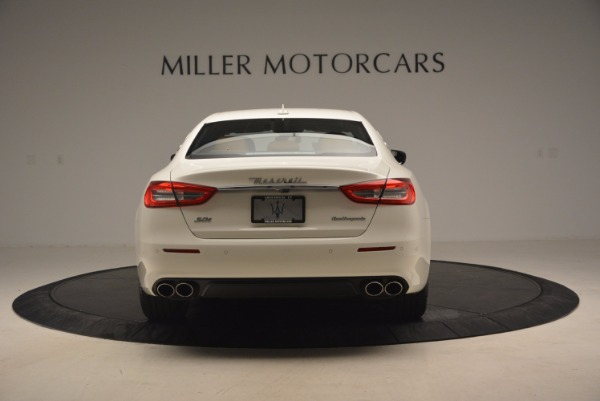 Used 2017 Maserati Quattroporte SQ4 for sale Sold at Alfa Romeo of Greenwich in Greenwich CT 06830 6