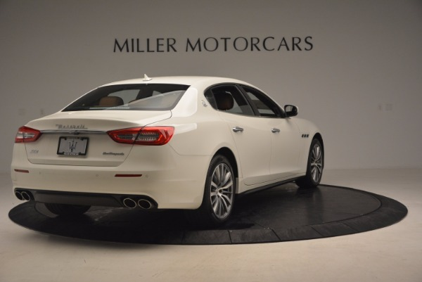 Used 2017 Maserati Quattroporte SQ4 for sale Sold at Alfa Romeo of Greenwich in Greenwich CT 06830 7