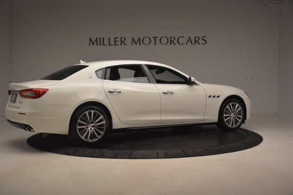 Used 2017 Maserati Quattroporte SQ4 for sale Sold at Alfa Romeo of Greenwich in Greenwich CT 06830 8