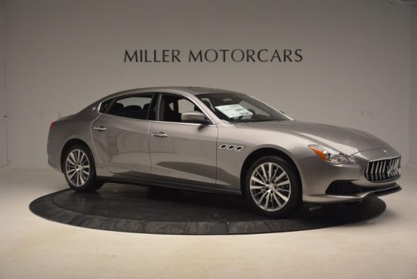 New 2017 Maserati Quattroporte SQ4 for sale Sold at Alfa Romeo of Greenwich in Greenwich CT 06830 10