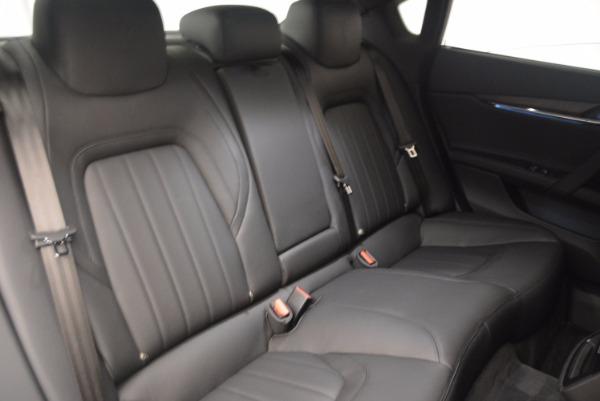 New 2017 Maserati Quattroporte SQ4 for sale Sold at Alfa Romeo of Greenwich in Greenwich CT 06830 21