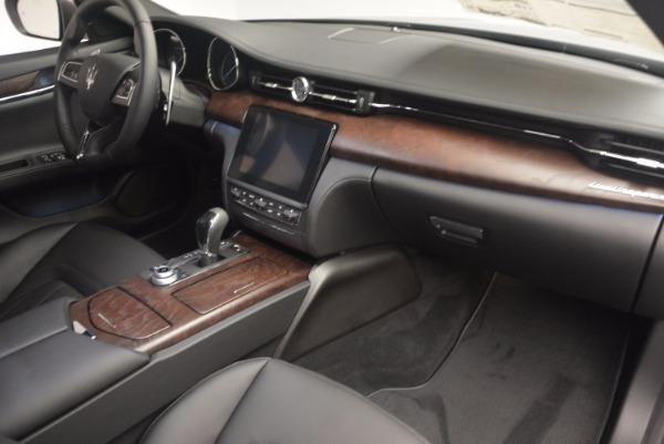 New 2017 Maserati Quattroporte SQ4 for sale Sold at Alfa Romeo of Greenwich in Greenwich CT 06830 22