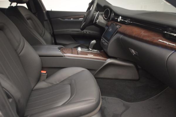 New 2017 Maserati Quattroporte SQ4 for sale Sold at Alfa Romeo of Greenwich in Greenwich CT 06830 23